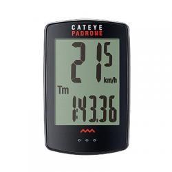 Compteur sans fil CATEYE Padrone Wireless CC-PA100W noir