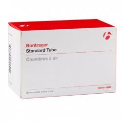 Chambre à air BONTRAGER route vtc Standart 28 700 butyl noire