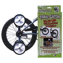 Stabilisateurs PERUZZO roulettes aciers Escamotables pour vélos enfants