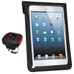Etui tablette KLICKFIX support Tablette 24 pouces 14x21.5cm étanche tactile noir