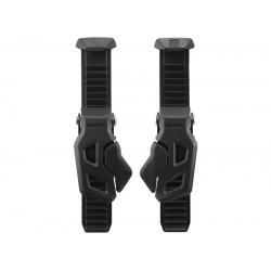 Boucles + languettes micrométriques MAVIC Ergo Ratchet Kit noir verni