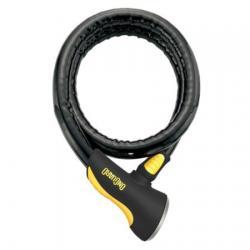 Antivol câble acier - ONGUARD Rottweiler 8024-25 - à clef