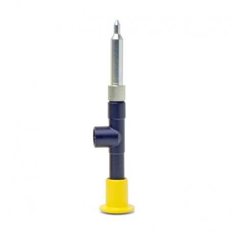 Pompe à graisse PEDROS alu acier Grease Injector 14 pour tube à visser