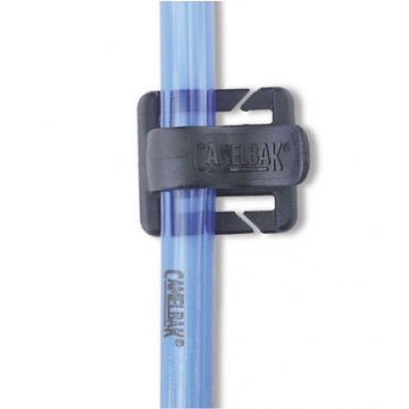 Clip de maintien CAMELBAK pour tuyau - Camel Clip - pemet de maintenir et de positionner le tuyau du Camelbak - UNITE.