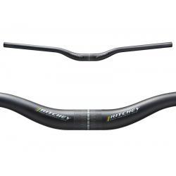 Cintre RITCHEY carbon vtt relevé WCS Carbon Rizer 30 UD noir décor gris