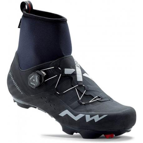 Chaussures NORTHWAVE vtt hiver Extreme XCM GoreTex noir