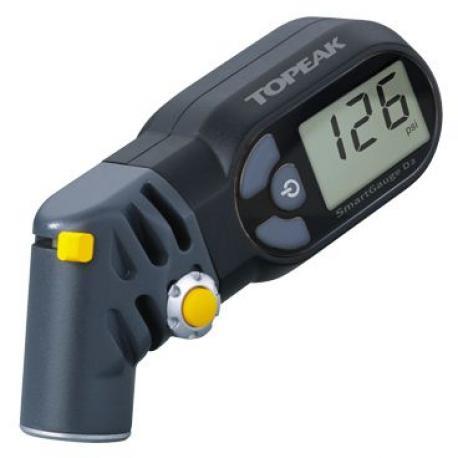 Manomètre digital TOPEAK SmartGauge D2 toutes valves Presta ou Schraeder automatique
