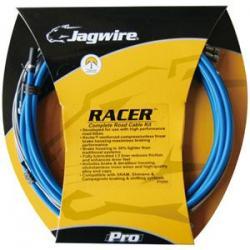 Cables+Gaines JAGWIRE route dérailleur et frein Road Pro Bleu Sid