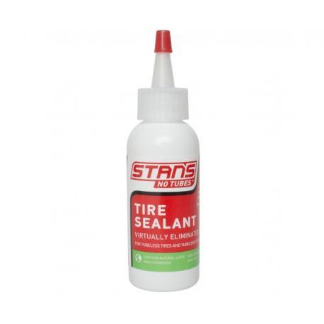 Liquide préventif anticrevaison NOTUBES latex naturel Stan's 60 pour pneus UST