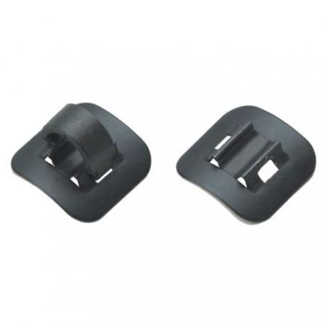Guide gaine ou durite JAGWIRE à clips noir