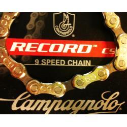 Chaine CAMPAGNOLO route 9v Record