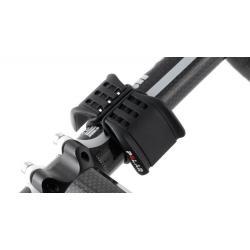 Support guidon POLAR universel compatible toutes montres cardiofréquencemètres sauf série CS