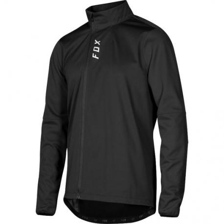 Maillot manches longues FOX vtt Attack Thermo noir