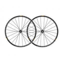 Roues à pneu 29p MAVIC vtt Crossmax Pro Carbon 29 ID360 XD noire