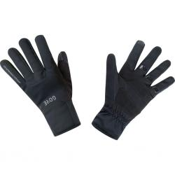 Gants longs hiver - GORE M Windstopper Thermo - noir