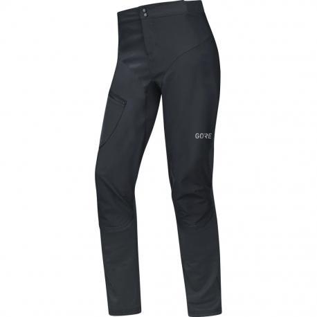 Pantalon coupe-vent GORE vtt C5 Windstopper Trail noir