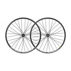 Roues à pneu 29p MAVIC vtt vae E-Crossmax 29 Boost ID360 XD noire décor blanc