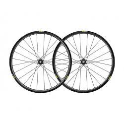 Roues à pneu 29p MAVIC vtt Crossmax Elite Carbon 29 Boost ID360 SH noire