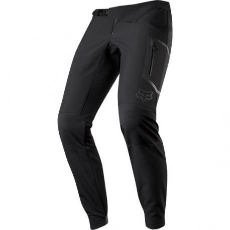 Pantalon coupe-vent FOX vtt Attack Fire Softshell noir