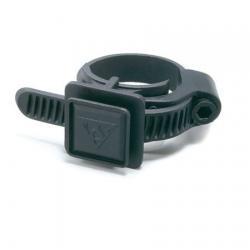 Fixation collier TOPEAK pvc F55 noir