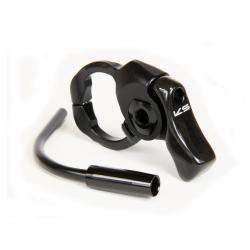 Manette sur cintre KS polyamide E10R Verticale noire