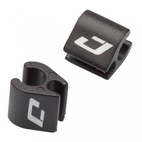 Clip fixation JAGWIRE pvc fil électrique Wire Hook noir