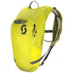 Sac hydratation SCOTT route ou vtt Perform Evo Hydro 4 jaune fluo décor gris