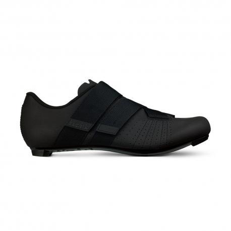 Chaussures FIZIK route Tempo Powerstrap R5 noir mat