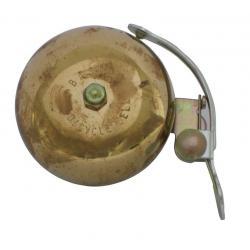 Sonnette BASIL métal à marteau Portland 55 laiton