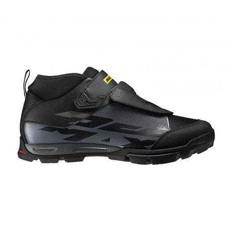 Chaussures MAVIC vtt Deemax Elite noir décor gris