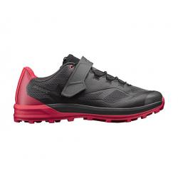Chaussures MAVIC vtt femme Echappée Trail Elite noir décor violet