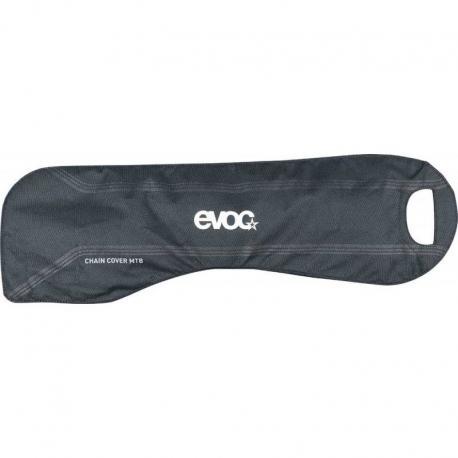 Housse de protection EVOC chaine pédalier vtt Chain Cover MTB noir